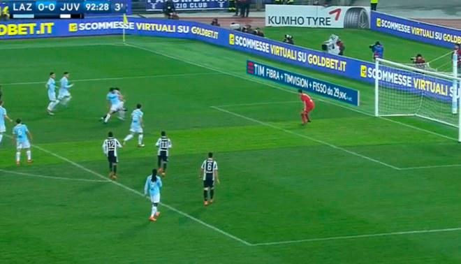 ¡AGÓNICO! Paulo Dybala metió un golazo en el último minuto del partido ante Lazio [VIDEO]