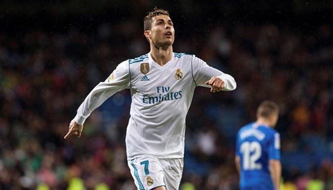 Real Madrid Vs Getafe En Vivo Online Directv Tv En Directo: Con Doblete De Cristiano Ronaldo, Real Madrid Venció 3-1