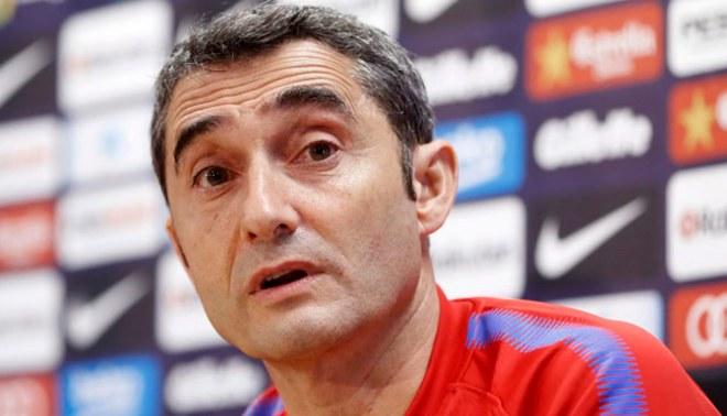 Barcelona: Ernesto Valverde advierte que el partido ante el Atlético de Madrid no es una final [VIDEO]