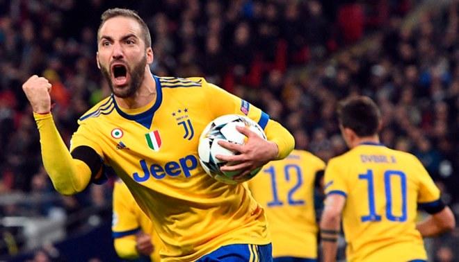 Juventus remontó 2-1 a Tottenham en Londres y lo eliminó de la Champions League [VIDEO]