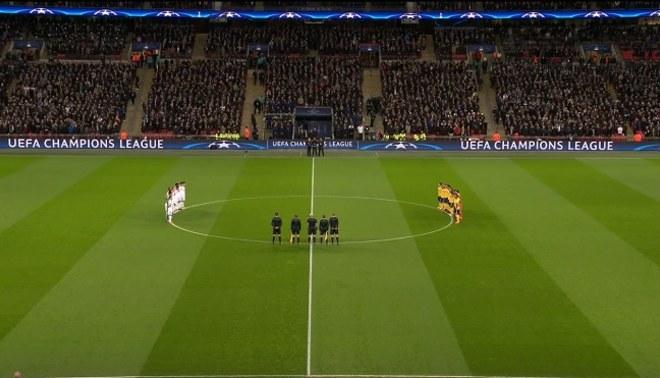 Juventus vs. Tottenham: El conmovedor minuto de silencio a Davide Astori [VIDEO]