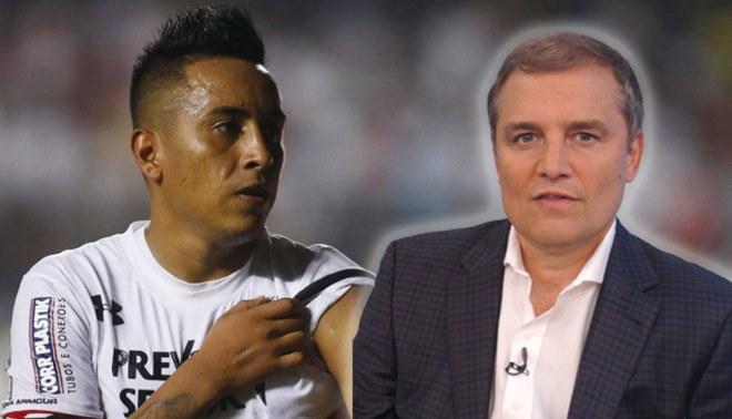 Christian Cueva podría ser dirigido por extécnico de Alianza Lima en Sao Paulo