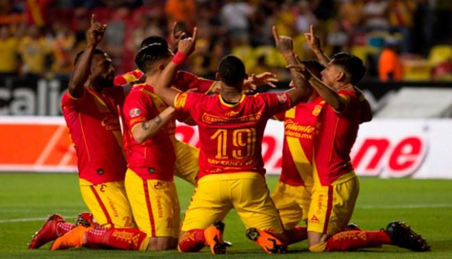 Morelia, con asistencia de Ruidíaz, venció 2 - 0 al Veracruz por la Liga MX