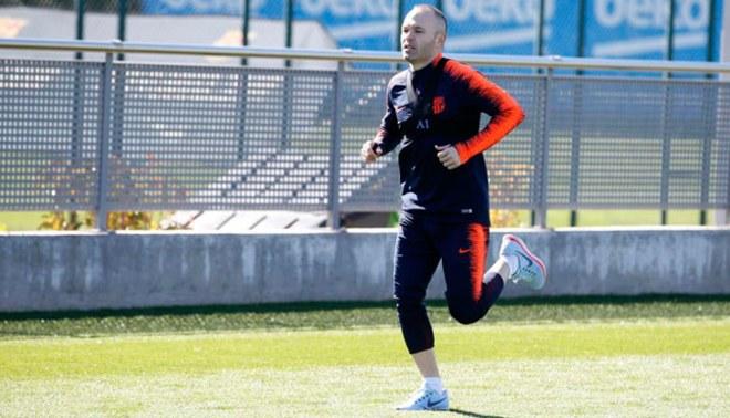 Barcelona: Ernesto Valverde cree que volverá Andrés Iniesta [VIDEO]