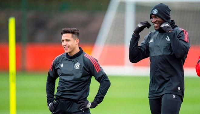 Manchester United: José Mourinho mandará a Alexis Sánchez y Romelu Lukaku para pasar de ronda en la Champions League