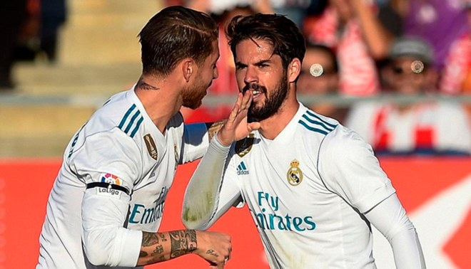 Real Madrid: Sergio Ramos no 'quiere ver ni en pintura' a Isco Alarcón