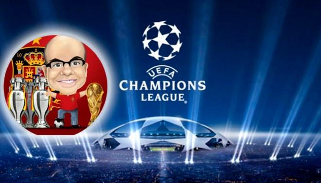 Champions League: los favoritos de 'MisterChip' para pasar a siguiente ronda
