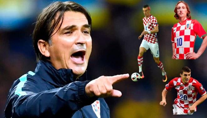 05c72e6db0 Rusia 2018  Selección de Croacia lanzó la lista de convocados para ...
