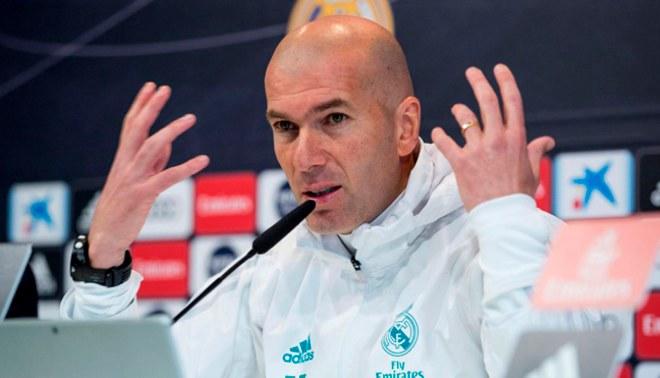 Real Madrid: La gran duda de Zinedine Zidane para enfrentar a Juventus por Champions League