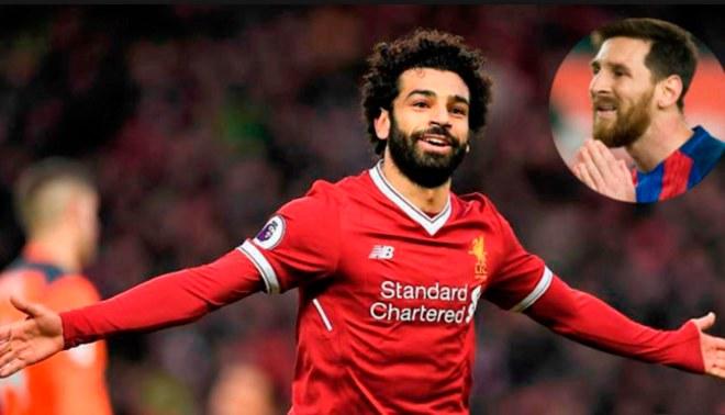 Liverpool: Jürgen Klopp se rinde ante Salah y lo compara con Messi y Maradona