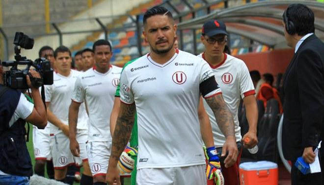 Juan Manuel Vargas y la estricta dieta que lleva en Universitario de Deportes
