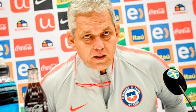 Selección chilena: Reinaldo Rueda lamentó ausencia 'mapocha' en Rusia 2018