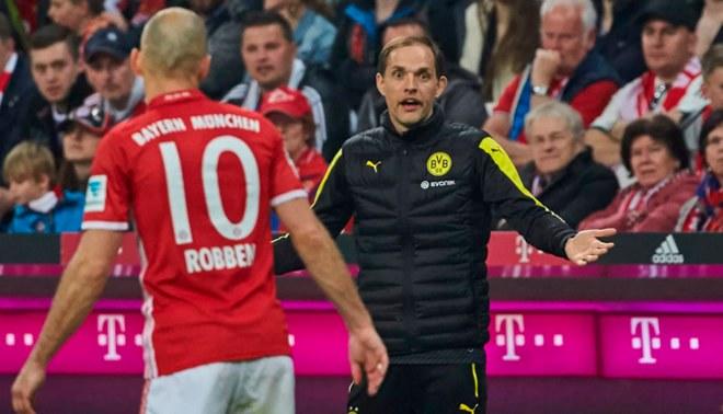 """Thomas Tuchel le dijo """"no"""" al Bayern Múnich porque ya tiene club"""