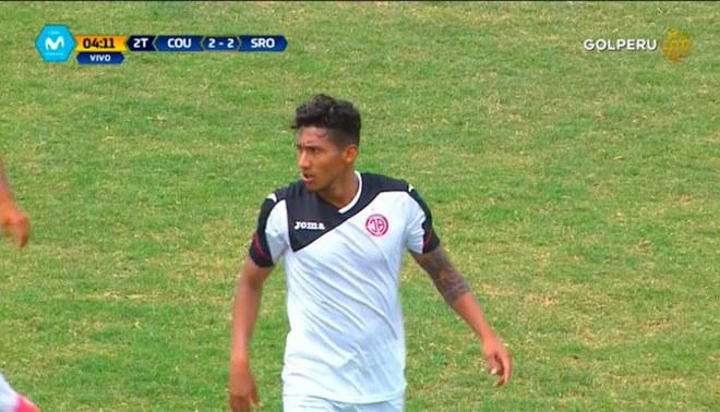 Sport Rosario se olvidó camiseta y jugó con la del Juan Aurich  [VÍDEO]