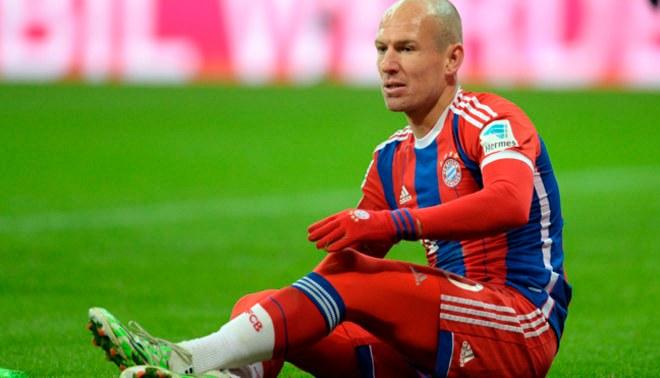 Arjen Robben dejaría el fútbol al término de la temporada