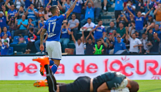 Cruz Azul venció 1-0 a los Lobos BUAP por Liga MX [RESUMEN Y GOLES]