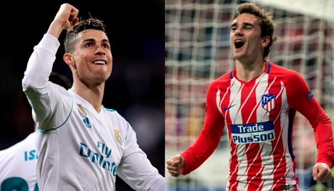 Real Madrid vs. Atlético Madrid: Día, hora y canal del derbi en la Liga Santander[GUÍA TV]