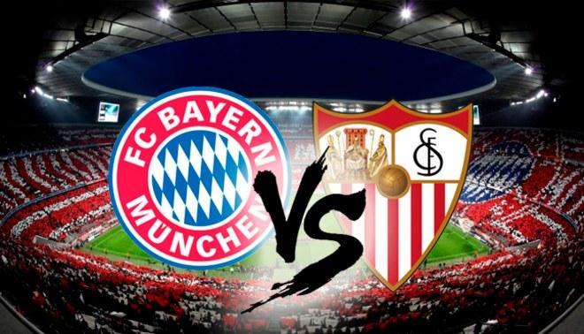 Bayer Munich vs. Sevilla EN VIVO ONLINE ESPN2: VER partido de Champions League [GUÍA TV]