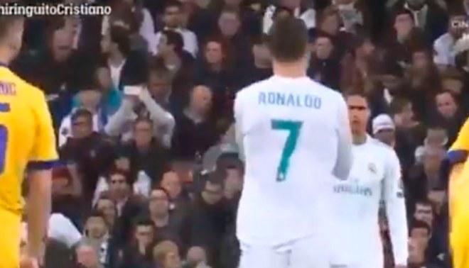 Real Madrid: Cristiano Ronaldo demostró liderazgo al ver los goles de Juventus [VIDEO]