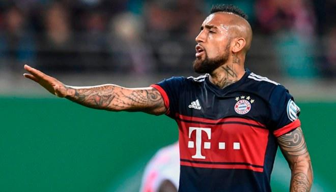 Real Madrid vs. Bayern Múnich: Arturo Vidal volvió a calentar partido de Champions con escandaloso Tuit