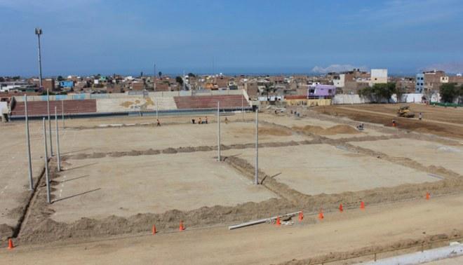 Lima 2019: estadio Telmo Carbajo es remodelado con miras a los Juegos Panamericanos