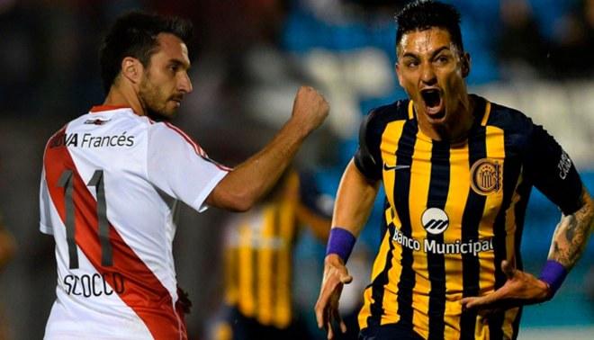 River Plate le ganó 2-0 a Rosario Central por la Superliga Argentina