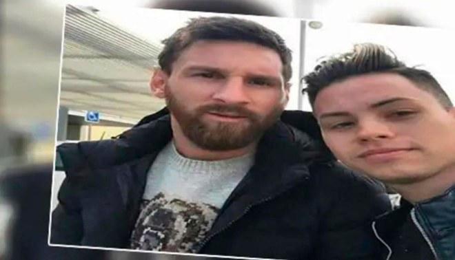 Lionel Messi: crean aplicación para que todos puedan tener un selfie con el astro 'blaugrana'