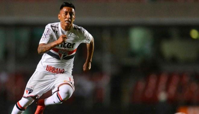 Sao Paulo con pase gol de Christian Cueva venció 1-0 a Paraná [VIDEO]