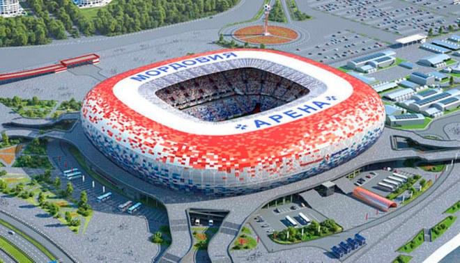 Resultado de imagen para Mordovia Arena, Saransk Rusia