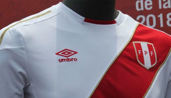 Selección Peruana presenta hoy tercera camiseta previo al Mundial de ... 11e09c47613de