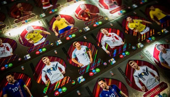 Rusia 2018: Panini sacará a la venta trading cards Adrenalyn XL [VIDEO]