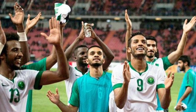 Resultado de imagen de Rusia y Arabia Saudí abren el Mundial 2018