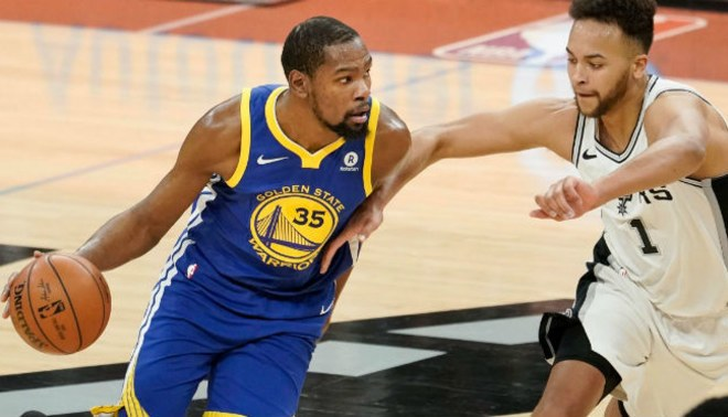 Los Spurs vencieron 103 a 90 a los Golden State Warriors Playoffs | NBA | Juego 4