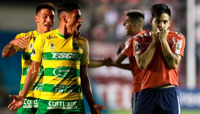 Defensa y Justicia dio la sorpresa al vencer 1-0 a Independiente por la Superliga Argentina