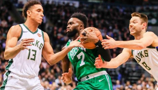 Bucks vencieron 104 a 102 a los Celtics | Playoffs NBA | Juego 4