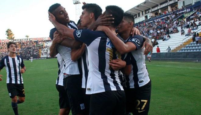 Alianza Lima colocará este once para vencer a Junior en Colombia ...