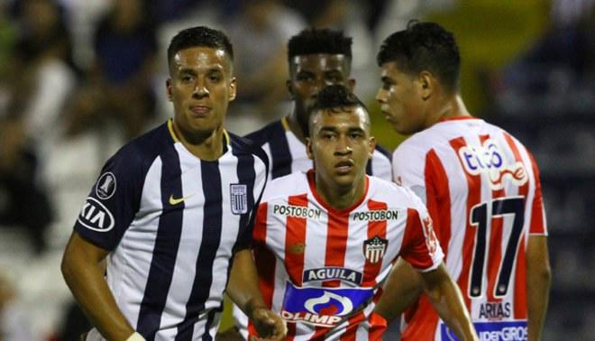 Alianza Lima vs. Junior: guía de canales del partido por Copa Liberadores [GUÍA TV]
