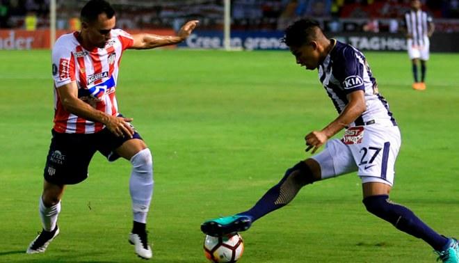 Alianza Lima vs. Junior EN VIVO ONLINE FOX Sports: íntimos perdieron ...