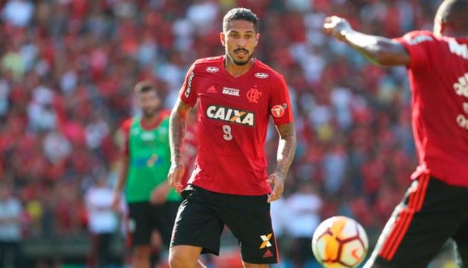 Paolo Guerrero y la exigencias que habría dado para extender contrato con Flamengo