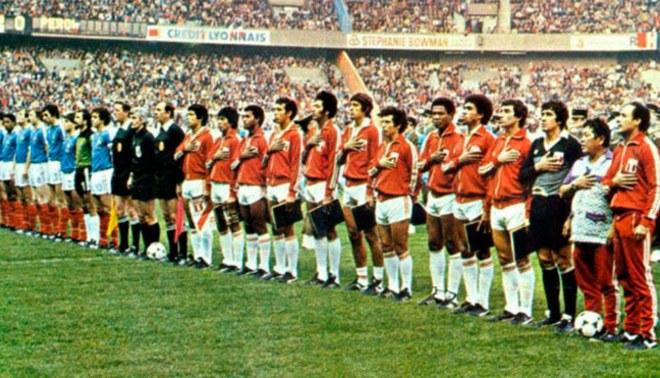 Perú vs. Francia: El histórico triunfo que pasó hace 36 años [VIDEO]
