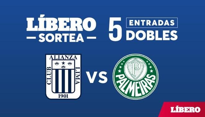 Lista de ganadores: Libero regala 5 entradas dobles para el partido Alianza Lima vs. Palmeiras