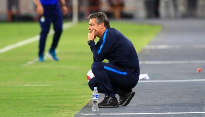 "Bengoechea: ""No hicimos la Libertadores que queríamos, no salió lo planificado"""