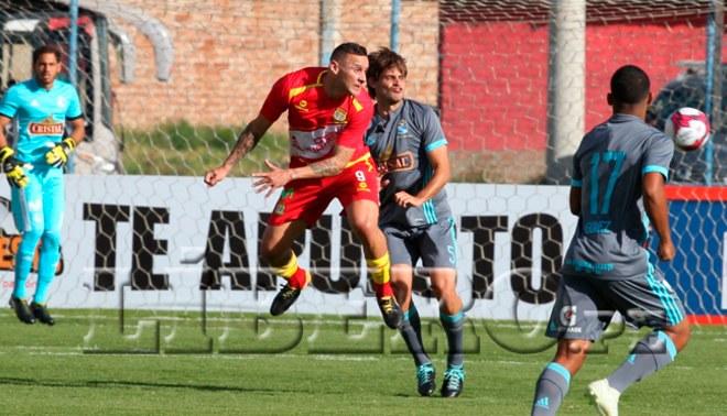 Sporting Cristal vs. Sport Huancayo por la final de ida del Torneo de Verano. Fuente: libero.pe