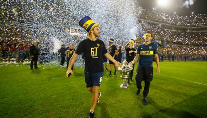 Boca Juniors salió campeón y La Bombonera fue una fiesta [VÍDEO]