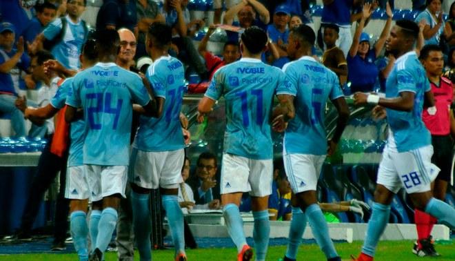 Emelec venció 2-1 al Delfín por la Serie A de Ecuador [Resumen y goles]