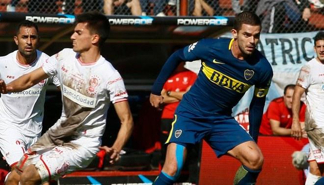 Boca Juniors empató 3-3 con Huracán en partidazo por la Superliga Argentina [RESUMEN Y GOLES]