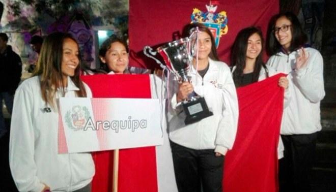 Perú ganó los Judejut Chile 2018 con gran participación de Arequipa