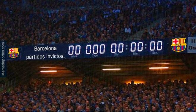 Barcelona vs. Levante: Estos son los mejores memes que dejó la derrota del cuadro 'azulgrana' [FOTOS]