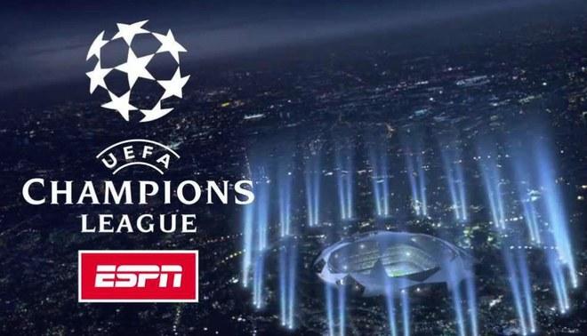 ESPN renueva derechos con la Champions League hasta el 2021