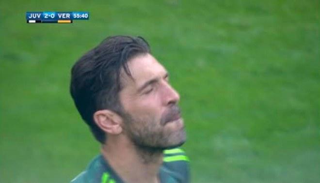 ¡HASTA NUNCA! Gianluigi Buffon sale cambiado y el mundo se paraliza [VIDEO]